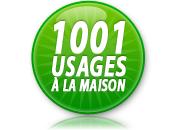 1001 usages à la maison