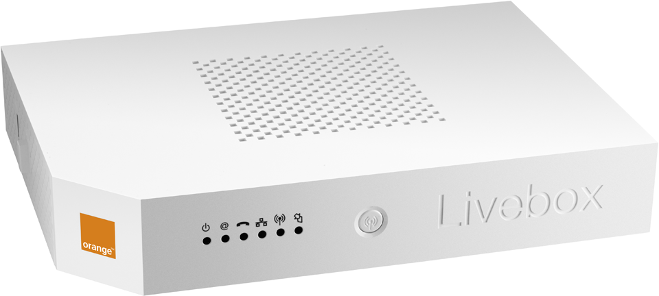 Livebox d'Orange